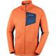 Columbia Jackson Creek II Full Zip Jacket Men heatwave